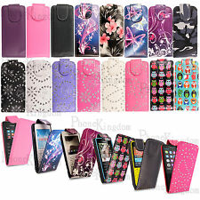 Flip Printed PU Leather Case Cover Pouch For Various Nokia Phones
