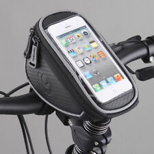 Roswheel Bike Bicycle Phone Holder Case Mount Frame Pouch Bag for iPhone Samsung