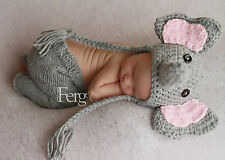 Newborn-Baby-Crochet-Elephant-Hat-Pants-Set-Photo