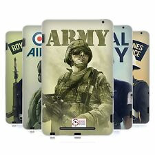 SUPPORT BRITISH SOLDIERS OFFICIAL TROOPS GEL CASE FOR ASUS GOOGLE NEXUS 7