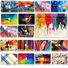 """COOL! Painted 3D Pattern Hard Case Cover for Macbook AIR PRO 11""""12""""13""""15"""""""