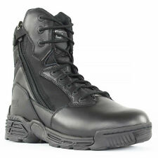 Magnum Stealth Force 8 Double Side Zip Combat Tactical Police Boots UK ALL SIZES