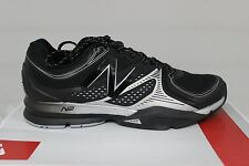Men's New Balance Training 1267 Size 9.5 Black/Silver MX1267BK Brand New In Box