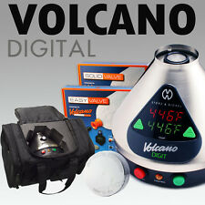 NEW Volcano Digit w/ Easy or Solid Valve + VAPECASE + Space Case