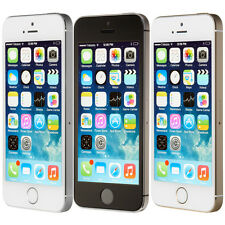 Apple iPhone 5S UNLOCKED - 32GB - Silver, Space Gray, Gold REFURBISHED