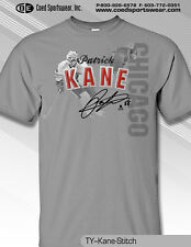 Patrick Kane, Chicago Blackhawks 2015 Stanley Cup Winner Stitch Shirt
