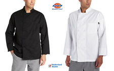 Dickies Chef Stephano Classic Chef Coat / Chef Jackets DC110 Chef Uniforms