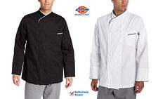 Dickies Egyptian Cotton Executive Chef Coat / Chef Jackets DC111-12 Chef Uniform