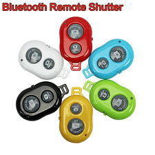 Colorful Wireless Bluetooth Camera Remote Shutter Self-timer for Samsung iPhone