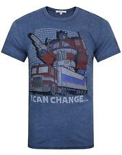 Junk Food Transformers I Can Change Mens T-Shirt