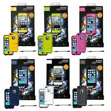 New Authentic LifeProof Fre Waterproof, Shockproof Cases for iPhone 5/5S/SE