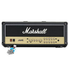 Marshall JVM 50 Watt All Valve Guitar Amplifier 2 Channel Head