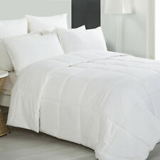 100%Australian Wool Washable Quilt Doona Duvet 500gsm Winter Weight Free Postage