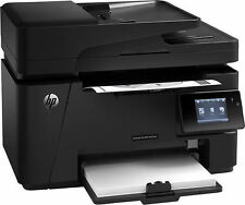 HP Laserjet Pro M127FW Wireless All-In-One Printer Scanner Fax Copier