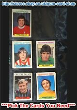 ☆ A&BC 1971 Purple Back 1st Series (GOOD 1 to 54) ***Pick The Cards You Need***