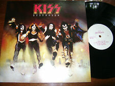 Kiss Destroyer Ultra RARE Different cover Russian LP Limited First Press 93
