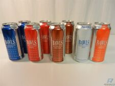 Bawls Guarana Energy Drinks 16oz Cans - 8 Pack