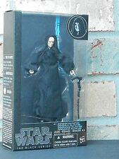 EMPEROR PALPATINE Star Wars Black Series 6 Inch Action Figure Return Of The Jedi