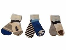NWT Boy's Gymboree Happy Panda Polar Prince Bear-Y New socks 0 3 6 12 18 months