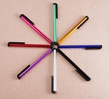 8x Colorful Capacitive Pen Screen LCD Touch Stylus for Phones 2015 hot model