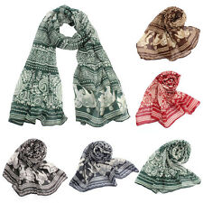 Fashion Ladies Shawl Wrap Women Neck Stole Scarf Shawl Wrap Pashmina Scarves Hot