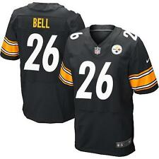 Le'Veon Bell,  Pittsburgh Steelers jersey, Black Elite Jersey