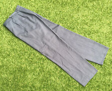 ROYAL AIR FORCE LADIES SLACKS BLUE No.2 DRESS UNIFORM TROUSERS-GOODWOOD,REVIVAL
