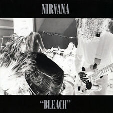 Nirvana - Bleach (Deluxe Edition) - 2 x 180gram Vinyl LP Download *NEW & SEALED*