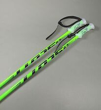 Scott 540 Green Senior Mens Ski Poles (NEW) Retails For $39.99 Made in Italy