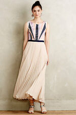 NWT Anthropologie Dawning Maxi Dress By Maeve Sizes 10-12-14