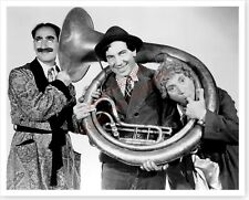 The Marx Brothers A Day At The Races Movie Actor Publicity Silver Halide Photo