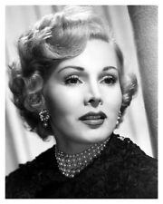 Hollywood Film Star Zsa Zsa Gabor Celebrity Movie Actress Star Photo