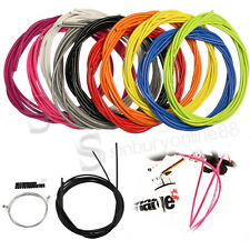 Jagwire Front & Rear Brake & Gear Cable Set Inner Outer Mountain Bike Bicycle UK