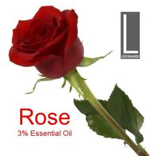Rose 3% Essential Oils - 100% Pure Aromatherapy Grade- 10ml, 50ml, 100ml
