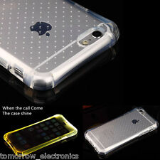 New Slim Transparent Clear Soft TPU Rubber Case Cover For Apple iPhone 6S/6SPlus