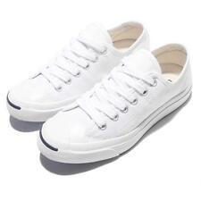 Converse Jack Purcell CP OX White Canvas Unisex Classic Shoes Mens size 1Q698