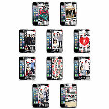 OFFICIAL ONE DIRECTION 1D TICKET LOVE HARD BACK CASE FOR APPLE iPOD TOUCH MP3
