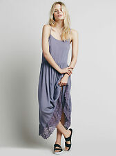 Thin Straps Sleeveless Backless Women's Prom Evening Party Maxi Long Slip Dress