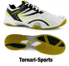 CARLTON AIRBLADE XTREME BADMINTON SQUASH COURT SHOE TRAINERS White Special Offer