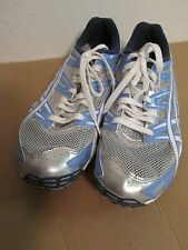 Asics Womens Gel Dirt Diva 2 Track Cross Country Shoes Cleats Sz 9 Running EUC