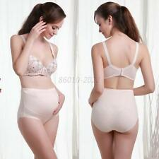 Maternity Pregnancy Stretch Cotton Underwear Support Briefs Panty Belly Care B33