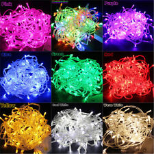 Hot sale 10M 100 LED Bulbs Christmas Fairy Party Starry String Lights Waterproof