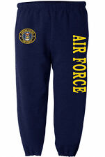 US Air Force sweatpants Men's size us air force sweats usaf sweatpants navy blue