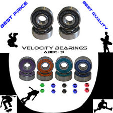 Abec 9 608 Wheel bearings Skateboard scooter derby Quad inline Roller skate 11