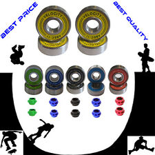 Abec 11 608 Wheel bearing Skateboard scooter derby Quad inline Roller skate 9