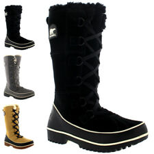Womens Sorel Tivoli High II Winter Snow Waterproof Rain Mid Calf Boots UK 3-9