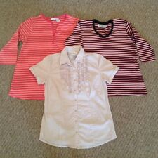 Casual Maternity Top Bundle - Size S (Motherhood, In Due Time - 3 Pieces)
