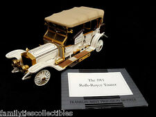 Limited Edition 1911 Rolls-Royce Tourer by The Franklin Mint