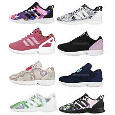 Adidas Originals ZX Flux Weave / Decon / Smooth W Womens Shoes Sneakers Pick 1