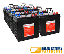 12V/ 24V/ 48V 440 AH OFF GRID SOLAR DEEP CYCLE AGM BATTERY BANK